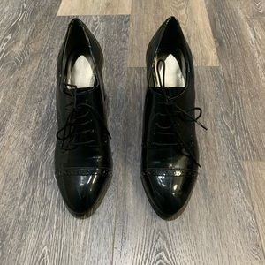 Oxfords shoes Saks fifth avenue